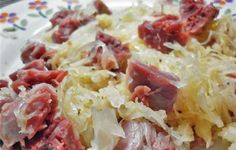 Codillo de cerdo cocido estilo alemán