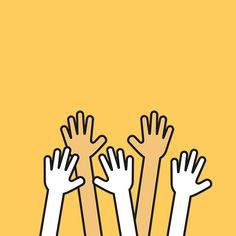 hand waving gif - 580×580