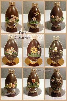 Uova di Pasqua stile Thun