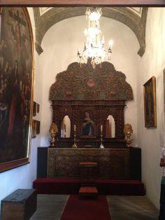 Oratorio, Museo de la ciudad de México!