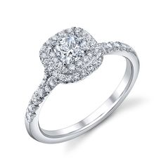 Razny Jewelers Bridal Collection Diamond Engagement Ring