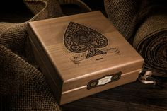 Artisan Playing Cards - theory11.com    #playing-cards #steampunk #crafted