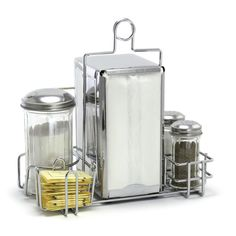 Small Diner Accessories Set - RetroPlanet.com