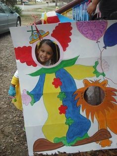 Jada's 4th Carnival/Circus Birthday Party!