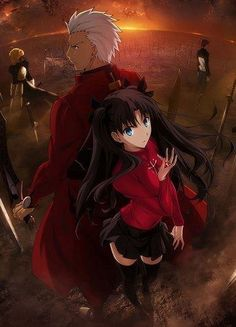 Fate Stay Night – Unlimited Blade Works TV VOSTFR | Animes-Mangas-DDL