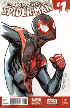 Ultimate Spider-Man by Brando Peterson *