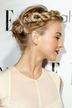braided wedding hair - brides of adelaide magazine - plait - braids