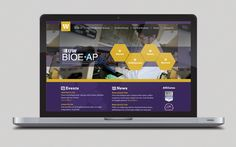 our responsive design site we created for University of Washington BIOE-AP is one of our favorite websites. University Of Washington, Brand Building, Site Design, Digital Marketing, Product Launch, Technology, Washington University, Tecnologia, Tech