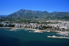 Marbella on the Costa del Sol of Spain New Spain, South Of Spain, Places To Travel, Travel Destinations, Places To Visit, Wedding Destinations, Destination Weddings, Top Family Vacations, Marbella Beach
