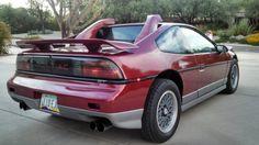 1985 Pontiac Fiero Gt | Pontiac Fiero custom by rocky | Pontiac