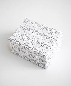 Printable valentines wrap.