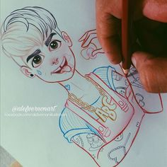 The Prince of the Playground... ❤☁@littlebodybigheart • #melaniemartinez #genderbend