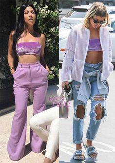 Who wore it better -- Kourtney Kardashian or Sofia Richie?