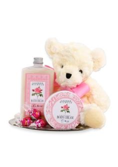 The Gifting Group  Valentines Day Rose Relaxation