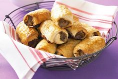 Spice up your next party with these sausage roll recipes with a difference.