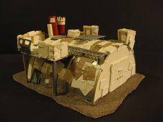Marcineczek0 - terrain log