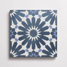 clé tile | alhambra | concrete cement | moroccan design