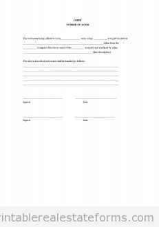 Free Assignment Of SellerS Lien Printable Real Estate Forms
