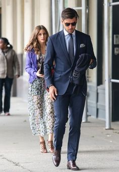 Johannes Huebl Photos: Olivia Palermo and Johannes Huebel Out in NYC