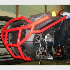 Polaris RZR Racer Tech Rigid Mount front bumper