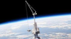Proyecto -Analemma Tower-  sera el Rascacielos 'flotante' mas alto del m...