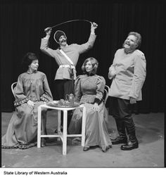 347123PD: 'Arms and the Man' at Playhouse Theatre, 1970