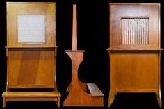 Church Chairs ba01_ Antique
