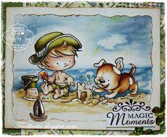 Magic moments On the Beach