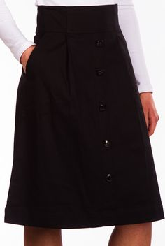 The quintessential mission skirt!