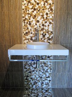 Bathroom Tiles for Every Budget and Design Style   Bathroom Ideas & Design with Vanities, Tile, Cabinets, Sinks   HGTV
