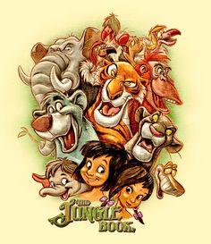 The Jungle Book!