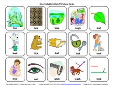 Description These articulation picture card sets are designed to be more comprehensive than the typical sets you might find elsewhere.  The ...