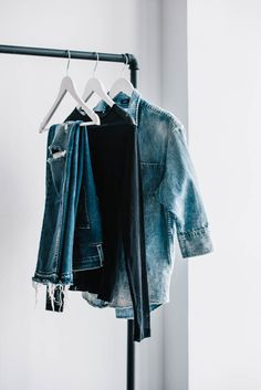 fire on the head : How to wear runway trends irl #NYFW #fireonthehead #denim
