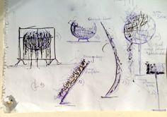 Gregor Lersch Designs. Arte Floral, Ikebana, Gregor Lersch, Flora Design, Modern Flower Arrangements, Design Theory, Mechanical Design, Floral Illustrations, Floral Centerpieces