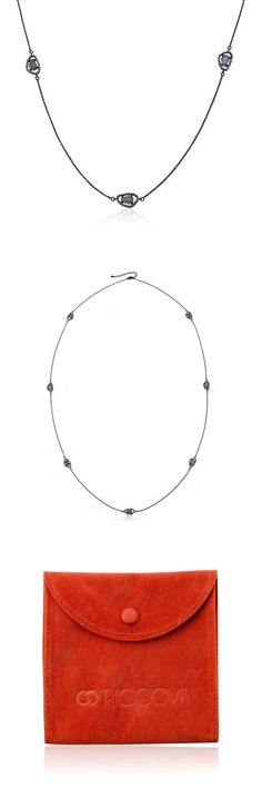Mixed Lots 164208: Riccova Womens Labradorine Kidney Shaped Gem Stones On Long Chain Necklace BUY IT NOW ONLY: $104.47