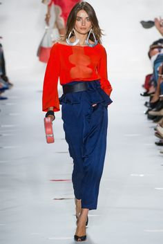 Sfilata Diane von Furstenberg New York - Collezioni Primavera Estate 2013 - Vogue