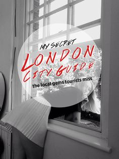 My Secret London City Guide