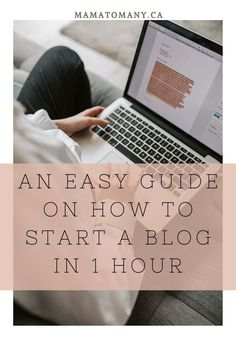 Easy Money Online, Make Easy Money, Make Money Blogging, First Blog Post, I Have Done, Up And Running, News Blog, Get Started, How To Start A Blog