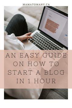 Easy Money Online, Make Easy Money, Make Money Blogging, First Blog Post, I Have Done, Up And Running, News Blog, Social Media Tips, How To Start A Blog