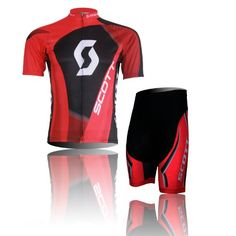 Outdoor Sports Pro Team Short Sleeve Cycling Jersey And Bib Shorts  Set1500394 Size Medium    5521d8420