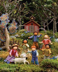 Booktopia - Felt Wee Folk - New Adventures, 120 Enchanting Dolls by Salley Mavor, 9781607058861. Buy this book online.