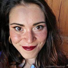 Un rossetto un po' speciale per un giorno un po' speciale: oggi potevo mettere solo Diva di @maccosmetics  buona giornata! #FOTD #faceoftheday #appuntidimakeup #igers #igersitalia #ibblogger #bblogger #igersroma #love #picoftheday #photooftheday #amazing #smile #instadaily #followme #instacool #instagood http://ift.tt/2qw6En7