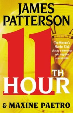 Another good author. Alex Cross and the Hour series are great.