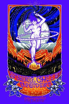 String Cheese Incident @ Red Rocks