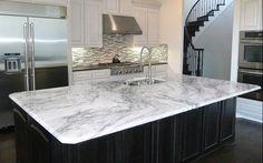 glacier white granite looks like carrara marble