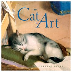 The Cat In Art now featured on Fab.