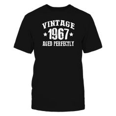 Vintage 1967 Aged Perfectly Womens Vintage Sport  T Shirts T-Shirt, Vintage 1967 Aged Perfectly Womens Vintage Sport  T Shirts.   Do you love it? Just grab it!    This awesome t-shirt is the perfect gift idea for your friends and family.  Share it to someone who needs it!  ,  Available Products:          Gildan Unisex T-Shirt - $24.95 Gildan Women's T-Shirt - $25.95 District Men's Premium T-Shirt - $25.95 District Women's Premium T-Shirt - $27.95 Gildan Unisex Pullover Hoodie - $47.95 Next…