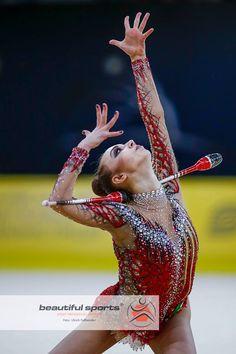 Irina Annenkova (Russia), Grand Prix (Kiev) 2018