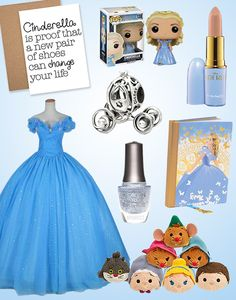 Who went to see the new Cinderella? I did and loved it, hence my latest collection is all Cinderella-y :) http://bumbleandboo.co.uk/collections/cinderella-collection/  Check out the lovely products from Disney Store​, MAC Cosmetics​, Nail Polish Direct​, Nigel O'Hara​, zavvi.com​ and more (visit the blog post for links to product pages)!