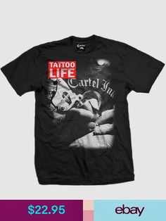 673136f810093 Cartel Ink T-Shirts Shoes   Accessories